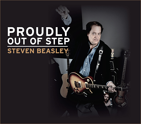 Proudly Out of Step CD - Steven Beasley